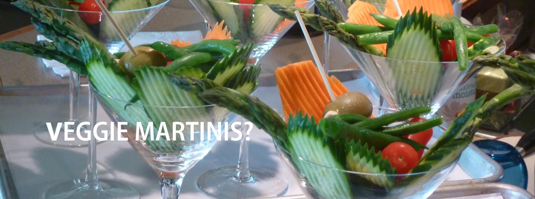 These are the healthiest martinis you will ever find!