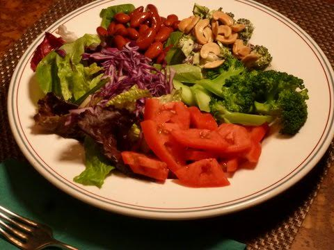 A healthy and flavorful plate of vegetables you will love to eat.