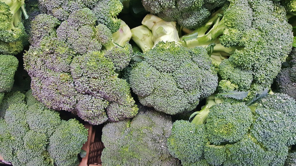 We need protein in our diet and broccoli is probably one of the best ways to get your daily requirement.