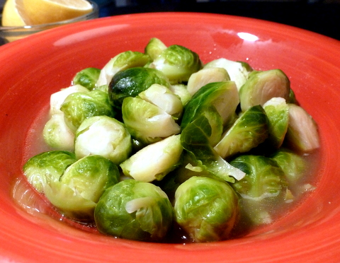 Over cooking brussels sprouts will make them bitter. Learn to cook them just right and they will be sweet and delicious.