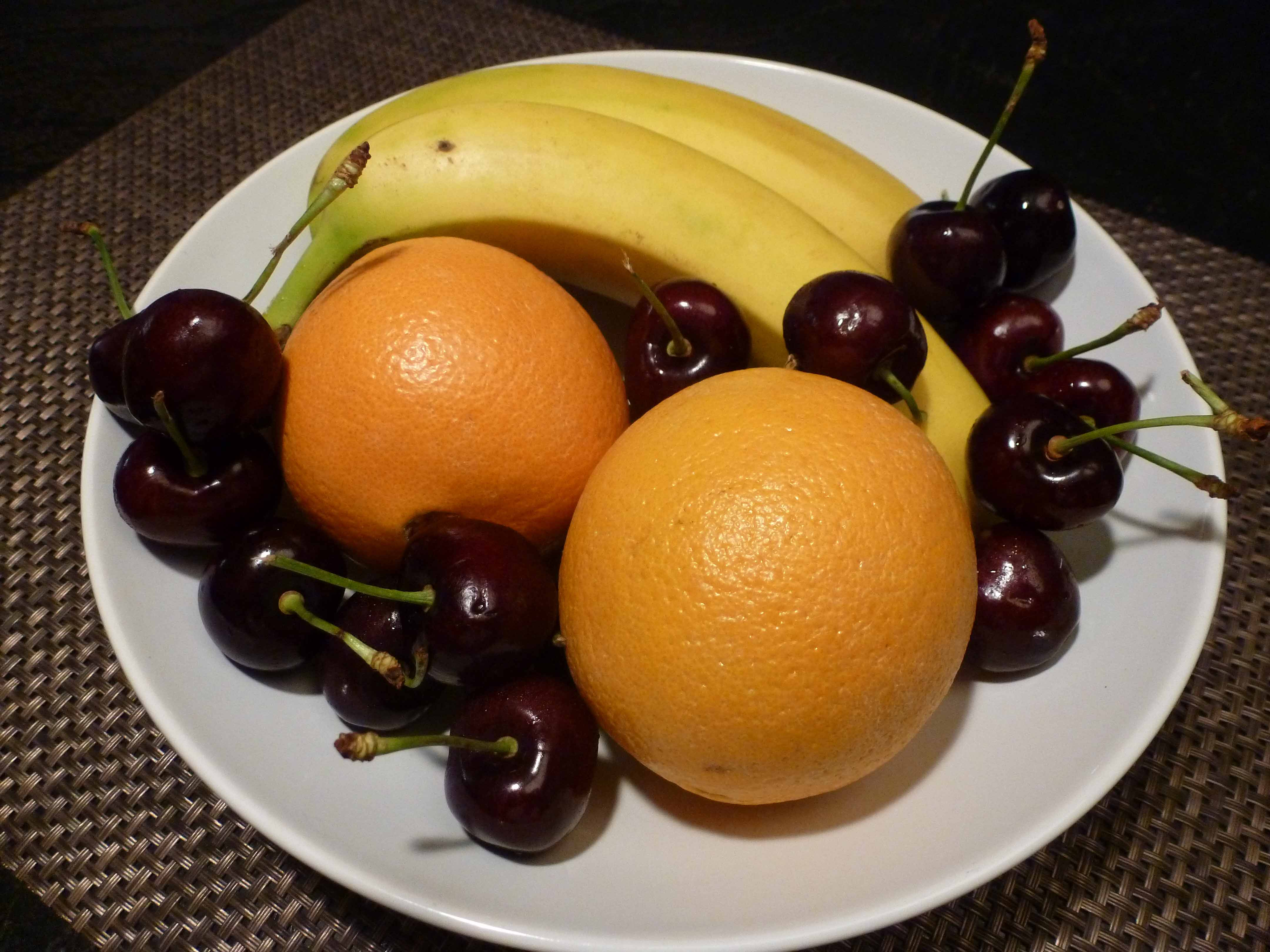 The unrefined good sugars are found in fruit.
