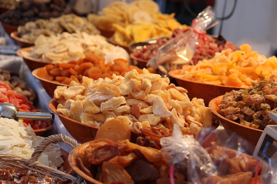 Dried fruit should be a part of your healthy diet.