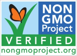 Look for the NON-GMO label when shopping for food.