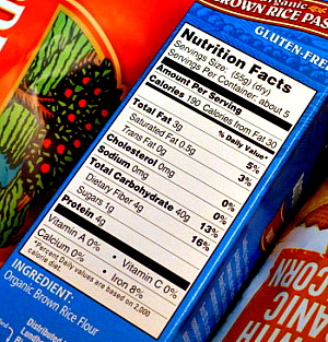 Check labels...it is good to aim for 3-5 grams of fiber per serving.