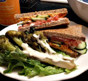 Marinated Broccoli Salad is a great make ahead salad recipe.