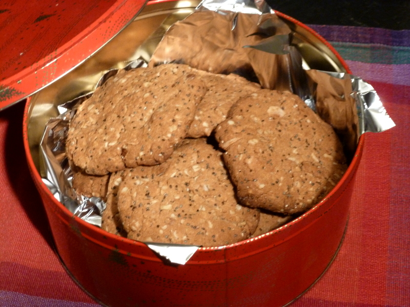 Everybody can use more fiber in their diet. High fiber cookies are a perfect way to get more.