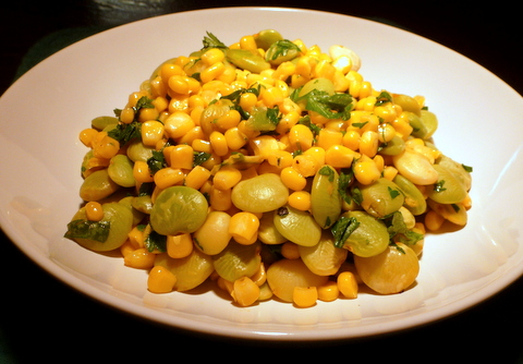Good ole succotash...a reminder of the