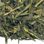 Sencha tea is the freshest and greenest green tea that has a light but full flavor.