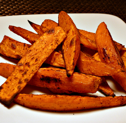 Sweet potatoes are so tasty that even the kids will love them.
