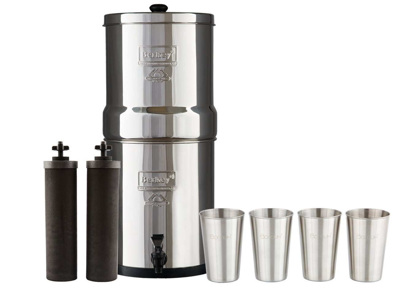 if you donu0027t have fluoride in your water use this big berkey water filter with 225 gallon capacity for the best tasting water click here for pricing