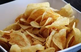 Baked chips are not lacking in taste, just oil!