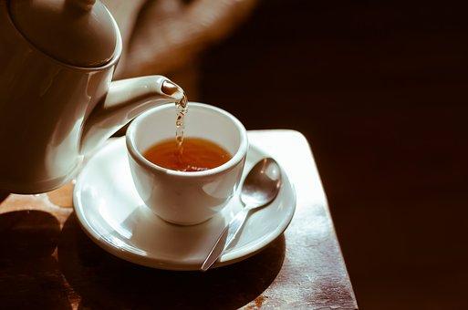 It is best to drink your tea between meals.
