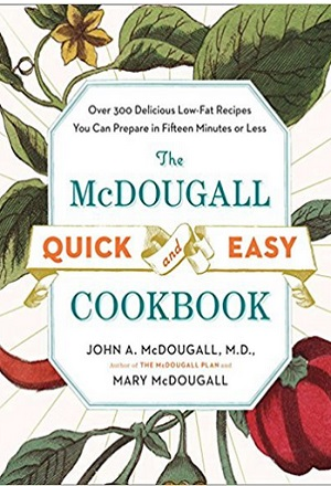 McDougall cookbook.