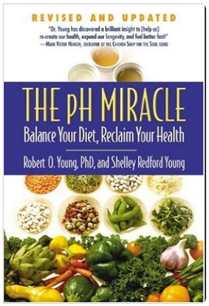 Read the pH Miracle to balance your diet and reclaim your health.