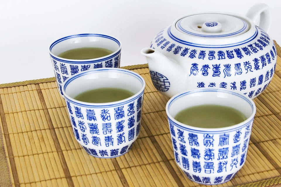 Fight cancer by drinking green tea.