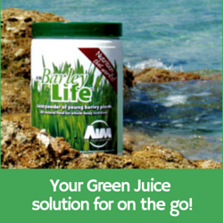 BarleyLife is your green juice solution for on the go!