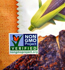 GMO crops are laboratory made, and are unhealthy to consume.
