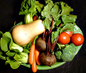 Get stronger bones with calcium rich foods.