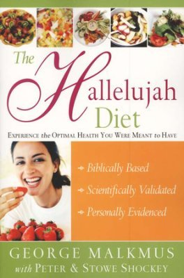 The Hallelujah Diet follows God's diet plan from Genesis 1:29, which is a plant based diet.