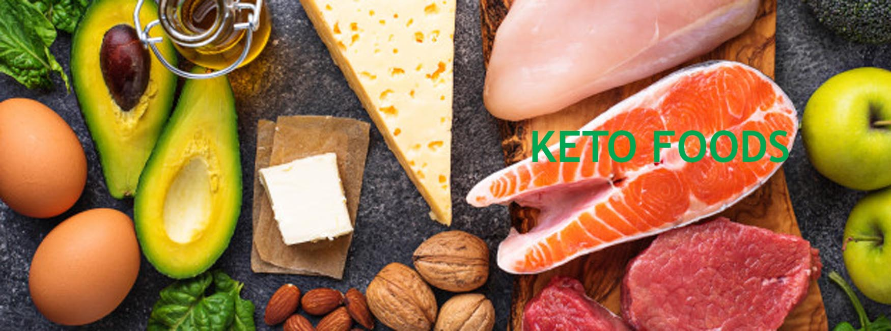 The Keto diet is a popular low carb-high fat diet.