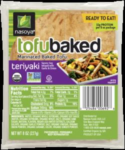 Teriyaki tofu might be a good way to begin exploring tofu